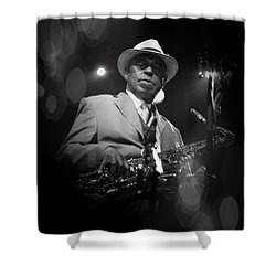 Archie Shepp,attica Blues Shower Curtain