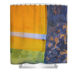 Archway Wall Shower Curtain