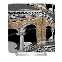 Archways Shower Curtain