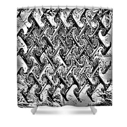 Are There Diamonds In Your Mine Shower Curtain