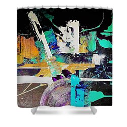 Areas Of Doubt And Uncertainty Shower Curtain