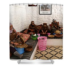 Shower Curtain featuring the photograph Argan Oil 1 by Andrew Fare