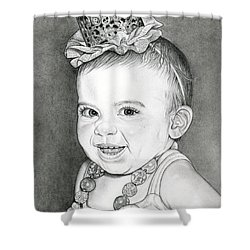 Arianna Shower Curtain