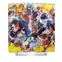 Aricept Memories Shower Curtain