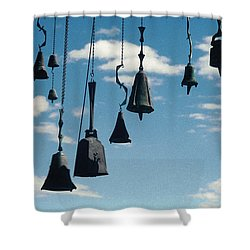 Shower Curtain featuring the photograph Arizona Bells by Kenneth Campbell