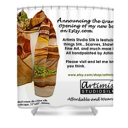 Arizona Memories Shower Curtain