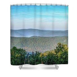 Arkansas Shower Curtain