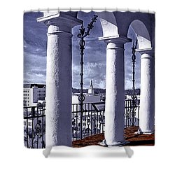Arlinghton View Shower Curtain
