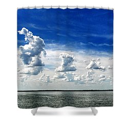 Armada Shower Curtain