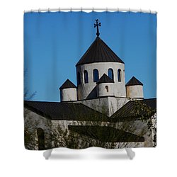 Armenian Church 1 Shower Curtain