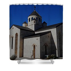 Armenian Church 2 Shower Curtain