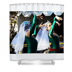 Armenian Dancers 11 Shower Curtain