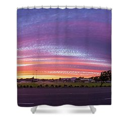 Armijo Sunset Shower Curtain