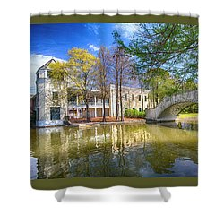 Armstrong Park, New Orleans, La Shower Curtain