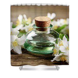 Aromatic Oil Shower Curtain