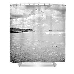 Arromanches-les-bain Shower Curtain