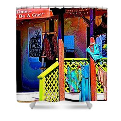 Arroyo Seco Store Shower Curtain
