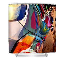 Art Car Shower Curtain