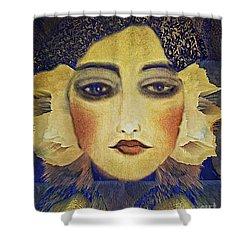 Art Deco  Beauty Shower Curtain