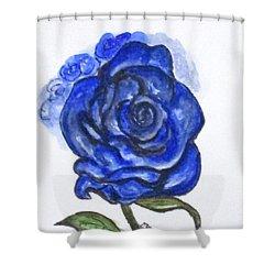 Art Doodle No. 27 Shower Curtain
