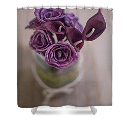 Art Of Simplicity Shower Curtain