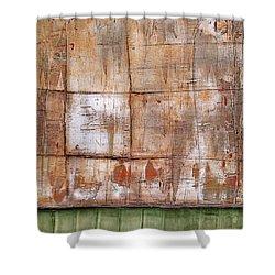 Art Print Abstract 35 Shower Curtain