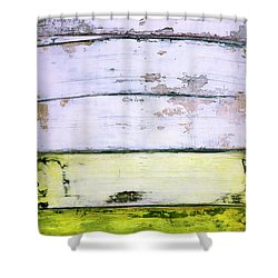 Art Print Abstract 11 Shower Curtain
