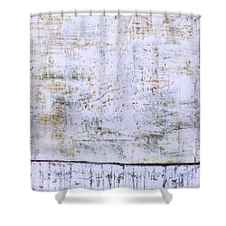 Art Print Abstract 96 Shower Curtain