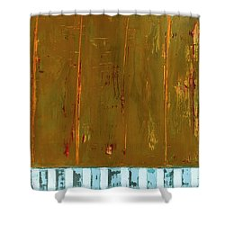 Art Print Big Top Shower Curtain