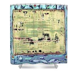 Art Print California 01 Shower Curtain