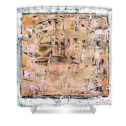 Art Print California 02 Shower Curtain