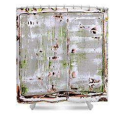 Art Print California 06 Shower Curtain