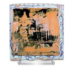 Art Print California 07 Shower Curtain