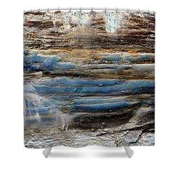 Art Print Cliff 1 Shower Curtain