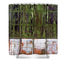 Art Print Matchday Shower Curtain