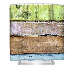 Art Print Sierra 4 Shower Curtain