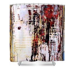 Art Print Sierra 9 Shower Curtain