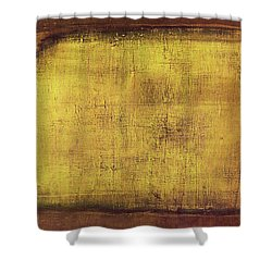 Art Print Terra Shower Curtain