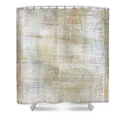Art Print Whitewall 1 Shower Curtain
