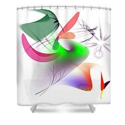 Art_0004 Shower Curtain