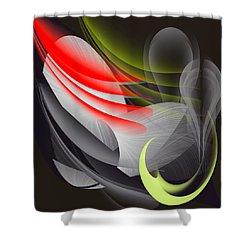 Art__0012 Shower Curtain