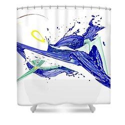 Art_0015 Shower Curtain