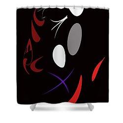 Art_0017 Shower Curtain