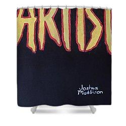 Artist 2009 Movie Shower Curtain