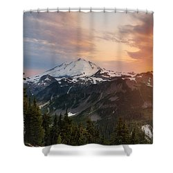 Artist's Inspiration Shower Curtain by Ryan Manuel