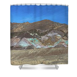 Artist's Palette  Shower Curtain