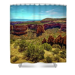 Artists Point Shower Curtain