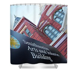 Arts And Industry Museum  Shower Curtain by John S