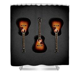 Gibson Original Jumbo 1934 Shower Curtain