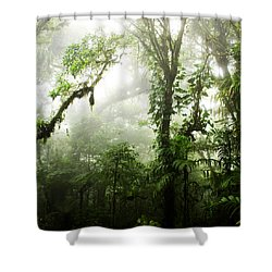 Cloud Forest Shower Curtain